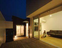 CASE 230   「ニワ」のある家(東京都練馬区)   注文住宅なら建築設計事務所 フリーダムアーキテクツデザイン