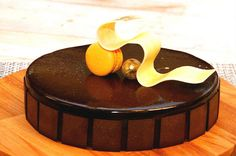 Chocolate Passion Mango Entremet by Pastry Chef Antonio Bachour, via Flickr