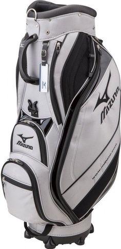 34b4db9395aa F S MIZUNO Golf Caddie Bag Advanced Line Light 5LJC151100 Silver from Japan   MIZUNO