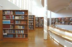 Seinäjoki - Apila, Aallon kirjasto ja Widgrenin talo asuntomessujen oheiskohteiksi