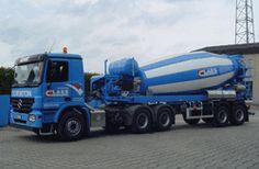 betonmixer opligger - 11 m³ Cement, Trucks, Vehicles, Truck, Car, Vehicle, Concrete, Tools