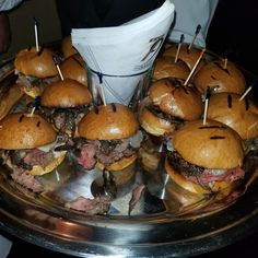 @yelp @yelpHouston @PerrysDining #PTCares #ItsNeatToBeElite  #beef #tenderloin #sliders  #YelpatPerrys #RareandWellDone #FamousPorkChop #FlamingDessert #TopChop #PerrysSteakhouse #BestSteakatPerrys #PerrysTheWoodlands  #foodie #foodblogger #foodvlogger #vlogger