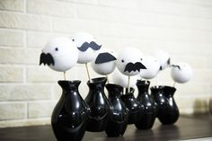 Xícara Decor: Festa do Bigode