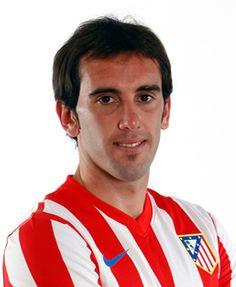 Haz click sobre la foto de Godín para ver su ficha técnica en la página web del Club.