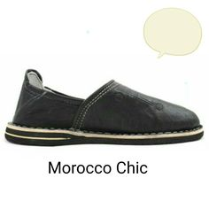Berber leather slippers in turquoise - moroccan slippers / Pantoufle / Mules