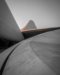 Omar Zoer, Dubai based architectural photographer visits the iconic master piece of Zaha Hadid Architects in Baku, Azerbaijan. Key Design, Line Design, Parametric Architecture, Urban Fabric, Architectural Photographers, Zaha Hadid Architects, Architectural Elements, Urban Landscape, Interior And Exterior