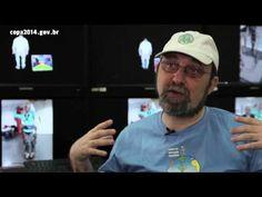 Pontapé inicial da Copa - Entrevista com Miguel Nicolelis, coordenador do Projeto Andar de Novo