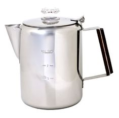 Chinook Timberline 9 Cup Stainless Steel Coffee Percolator ** You can get more details by clicking on the image.