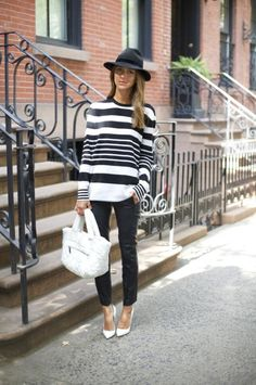 Arielle - Something Navy: amazing style and great fashion blogger!!