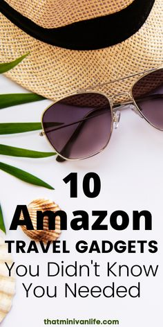 This list of 10 useful travel gadgets has everything you'll want to add to your list of travel essentials. Before you finish your packing list, you might want to read this! #traveltips #travelhacks #travelessentials Winter Travel Outfit, Travel Outfits, Summer Travel, Road Trip With Kids, Travel With Kids, Family Travel, Travel Essentials List, Travel Tips, Travel Destinations