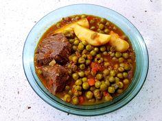 Ανάμικτος αρακάς με μοσχαράκι Chana Masala, Ethnic Recipes, Food, Meals, Yemek, Eten