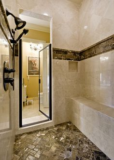 Shower Tile Design, Pictures, Remodel, Decor and Ideas - page 158