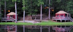 Cabins | Yurts | Cottages | Group Lodging | Chattooga | Nantahala | Wildwater |Wildwater Rafting & Canopy Zipline Tours 29658