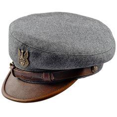Polish Legions (Jozef Pilsudski) historical replica. 'Maciejowka' style cap. Cap with lining. All sizes.