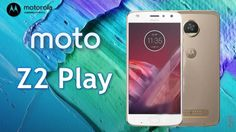 Motorola moto Z2 Play has been launched in India at a price of Rs. 27,999,