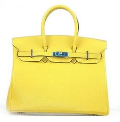 This is the real yellow purse i want Hermes Birkin Bag in Lemon!! One day one day