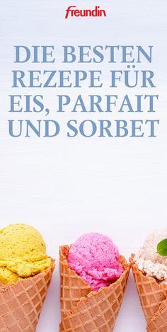 Wie wäre Rosmarin-Eis am Stiel, Champagner-Sorbet mit Zitrone oder Lattemacchiato-Parfait mit weißer Schokolade?