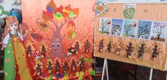 Classroom Decor, Autumn Leaves, Activities For Kids, Painting, Art, Art Background, Fall Leaves, Children Activities, Painting Art