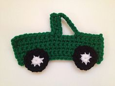 Ravelry: Pick-up truck applique pattern by With Love by Jenni