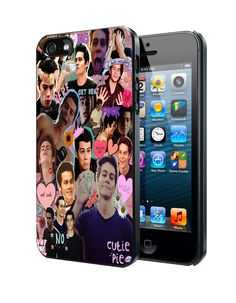 Dylan O'Brien Collage Samsung Galaxy S3 S4 S5 Note 3 Case, Iphone 4 4S 5 5S 5C Case, Ipod Touch 4 5 Case