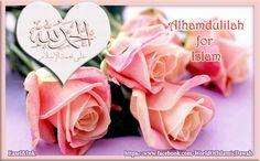Alhamdulilah for Islam الحمد لله على نعمة الإسلام