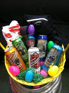 Contests: Hi Neighbor Hunt – Narragansett Beer Holiday Baskets, Gift Baskets, Narragansett Beer, How To Take Photos, Jars, Tuesday, Drink, Facebook, Twitter