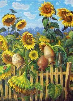 Микола Шелест. Сонцелики,from Iryna