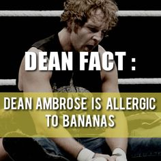 Haven't known anyone who would be allergic to bananas until now :/