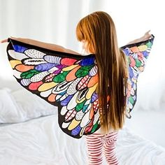 A color-your-own-wings kit that creative children will adore. | 21 Awesome Products From Amazon To Put On Your Wish List