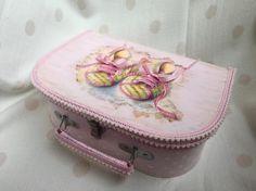 Csinos bőrönd...