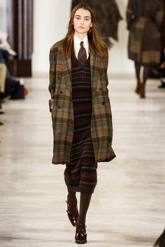 Ralph Lauren Fall 2016 Ready-to-Wear Collection Photos - Vogue