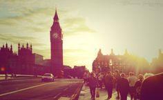 Big Ben. Londra