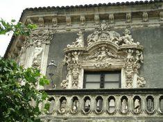 Palazzo Biscari in Catania, Sicilia