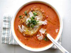 Jenny Steffens Hobick: Recipes | The Best Tomato Basil Soup & The Best Gr...