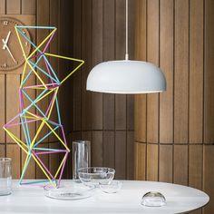 IKEA NYMÅNE loftslampe