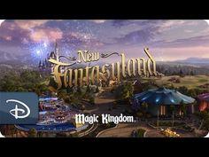 Magic awaits at the New Fantasyland | Walt Disney World | Disney Parks  Imagine A NuWorld  Like NeverBeforeSeen Or Experianced!.