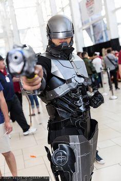 RoboCop #Cosplay | Denver Comic Con 2014