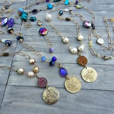 June Designer Spotlight with Zoe Witcomb   Halcraft Collection - Owners & Creators of Bead Gallery™ Beach Jewelry, Boho Jewelry, Jewelry Design, Diy Jewelry Making, Bracelet Making, Semi Precious Beads, Crystal Shop, Bead Shop, Stone Beads
