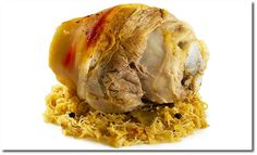 Schweinshaxe Rezept, Cabbage, Pork, Turkey, Meat, Chicken, Vegetables, Recipes, German