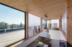Rodinný dom Brusnicová B   Compass Architekti
