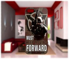 Killzone Keep Moving Forward iPhone cases 4/4S Case iPhone 5 Case Samsung Galaxy S2/S3/S4 Cases Blackberry Z10 Case