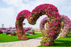 The most amazing Garden in the world - Dubai Miracle