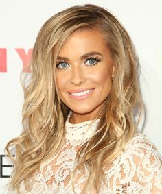 Carmen Electra Hairstyle Pictures | Carmen Electra - Hairstyle - side view