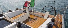 Solaris One 37 Yacht | Richard Baldwin Yachts