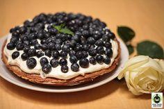 Whole Wheat Banana Crepe Cake with Vanilla Cream #FairTrade #recipe