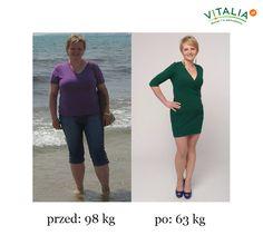 Agnieszka schudła 35 kg