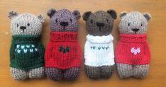 Knitted Doll Patterns, Knitted Dolls, Knitted Hats, Knitting Patterns, Crochet Patterns, Bolero Pattern, Free Pattern, Addi Express, Knitted Animals