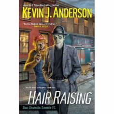 "Reviewed by Katelyn Hensel for Readers' Favorite  Kevin J. Anderson has mastered the witty, tongue in cheek kind of humor that makes you emit a dry chuckling laugh, as opposed to the ""rolling on the floor"" moments of a lot of slapstick humor. I haven't read his previous two books in the Dan Shamble series, but you can bet your behind that after reading Hair Raising, I've put every book he's ever written on hold at the library or ordered from Amazon. That's not to say that you can't read…"