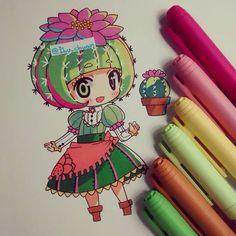 By Ibu_chuan love your drawings Kawaii Anime, Art Kawaii, Kawaii Chibi, Manga Drawing, Manga Art, Manga Anime, Anime Art, Cartoon Kunst, Anime Kunst