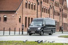 Minibus MERCEDES-BENZ Sprinter 516 Automatic 21 Places, XXL Premium z Niemiec, sprzedaż, zakup, cena, EE10663